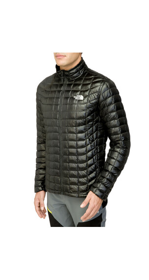 The North Face ThermoBall Full Zip Jacket Men TNF Black